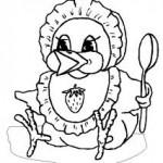 Цыпленок с ложкой
