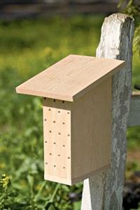 Сделать дом для пчел
