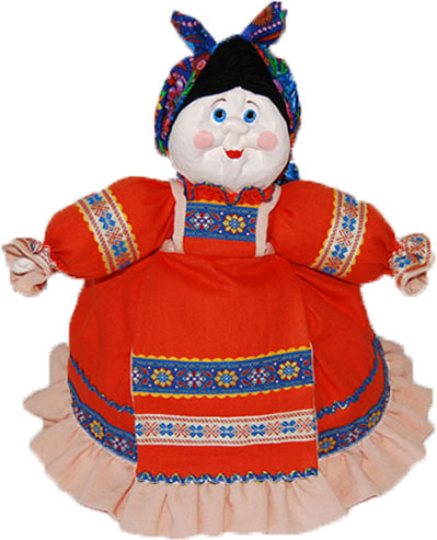 Кукла на самовар выкройки